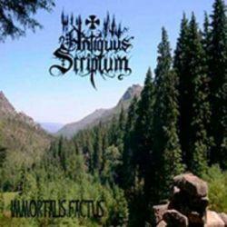 Antiquus Scriptum - Immortalis Factus [CD]