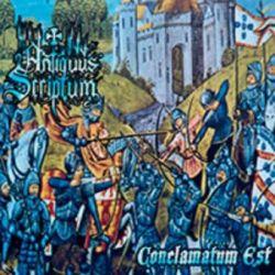Antiquus Scriptum - Conclamatum Est (Special Edition) [Digipack CD]