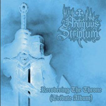 Antiquus Scriptum - Recovering the Throne (Tribute Album) [CD]