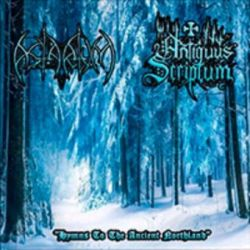 Astarium / Antiquus Scriptum - Hymns to the Ancient Northland [CD-R]