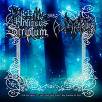 Antiquus Scriptum / Astarium - ...and the Forests Are Dark, Where They Gather... the Guardians of Time [CD-R]