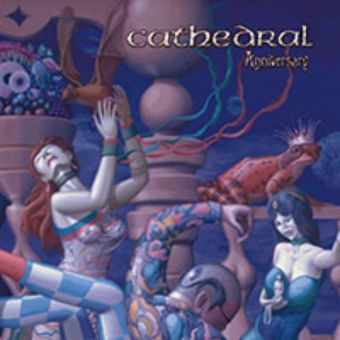 Cathedral - Anniversary [2CD]