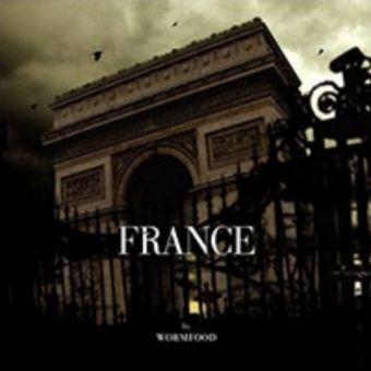 Wormfood - France [Digipack CD]