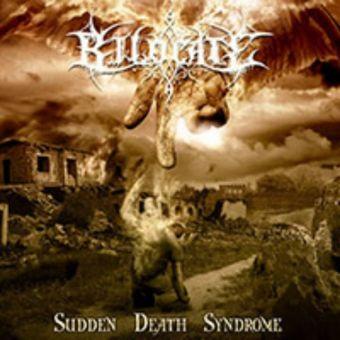 Bilocate - Sudden Death Syndrome [Slipcase CD]