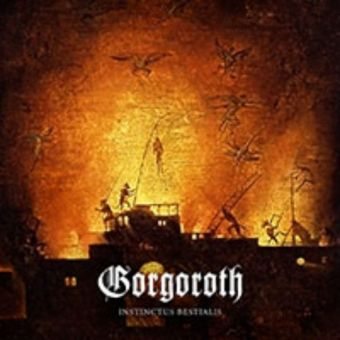 Gorgoroth - Instinctus Bestialis (Limited Edition) [Digipack CD]