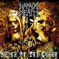 Napalm Death - Order of the Leech [CD]
