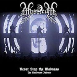 Mysticum - Never Stop the Madness: The Roadburn Inferno [Digipack CD + DVD]
