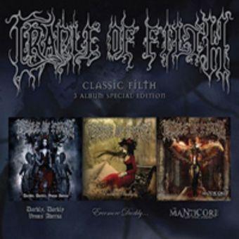 Cradle of Filth - Classic Filth [3CD]