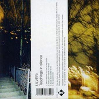 Ulver - Teachings in Silence [CD]