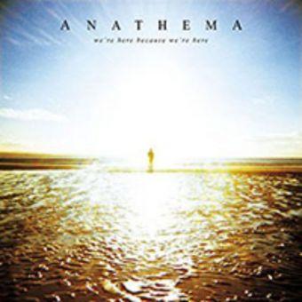 Anathema - We're Here Because We're Here [CD]
