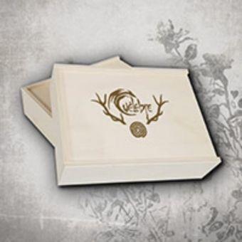 Cuélebre - Dijara (CD Collector's Edition) [Wooden Box CD + DVD]