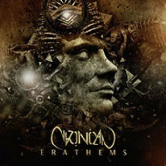 Cronian - Erathems [CD]