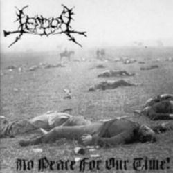 """Terdor - No Peace for our Time! [Gatefold 7"""" EP]"""