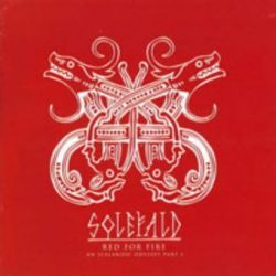 "Solefald - Red for Fire: An Icelandic Odyssey Part I [Double Gatefold 12"" LP]"