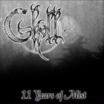 Skoll - 11 Years of Mist [CD]