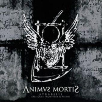 "Animus Mortis - Atrabilis: Residues from Verb & Flesh [Gatefold 12"" LP]"