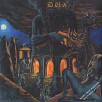 """Dux - Lanleff [Gatefold 7"""" EP]"""