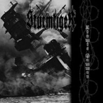 """Sturmtiger - Atomic Hammer [7"""" EP]"""