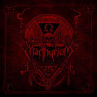 "Marthyrium / Ered - Psalms of Plagues & Cult of Death [Double Gatefold Split 7"" EP]"