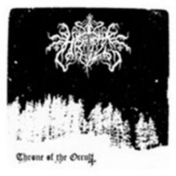 "Hrizg - Throne of the Occult [7"" EP]"