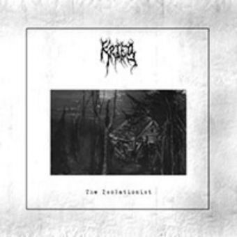 "Krieg - The Isolationist [Double Gatefold 12"" LP]"
