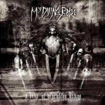 """My Dying Bride - A Line of Deathless Kings [Double Gatefold 12"""" LP]"""