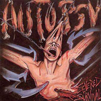"Autopsy - Severed Survival [12"" LP]"