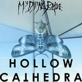 """My Dying Bride - Hollow Cathedra [7"""" EP]"""