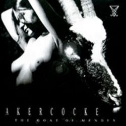 "Akercocke - The Goat of Mendes [Double Gatefold 12"" LP]"