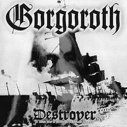 "Gorgoroth - Destroyer, or About How to Philosophize with the Hammer (Transparent Red Vinyl) [Colored 12"" LP]"