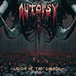 "Autopsy - Sign of the Corpse [12"" LP]"