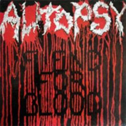 "Autopsy - Fiend for Blood [12"" MLP]"