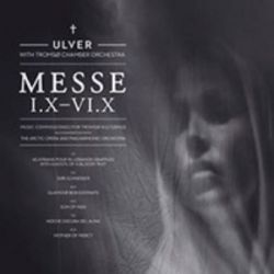 "Ulver - Messe I.X-VI.X [Double Gatefold 12"" LP]"
