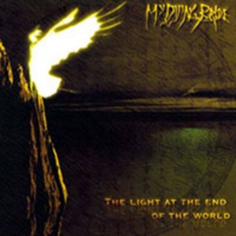 """My Dying Bride - The Light at the End of the World [Double Gatefold 12"""" LP]"""