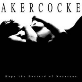 "Akercocke - Rape of the Bastard Nazarene [12"" LP]"