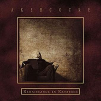 "Akercocke - Renaissance in Extremis (Red Vinyl) [Double Gatefold Colored 12"" LP]"