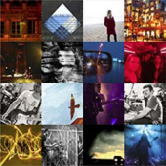 "Anathema - Internal Landscapes 2008-2018 (Red Vinyl) [Double Gatefold Colored 12"" LP]"