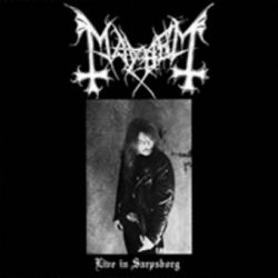 "Mayhem - Live in Sarpsbor [12"" LP]"