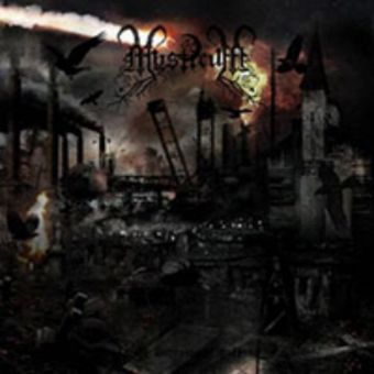 """Mysticum - In the Streams of Inferno (White Vinyl) [Colored 12"""" LP]"""