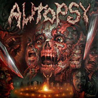 "Autopsy - The Headless Ritual [Gatefold 12"" LP]"