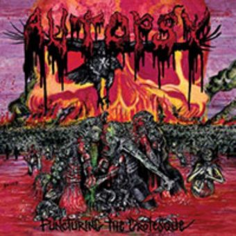 """Autopsy - Puncturing the Grotesque [12"""" MLP]"""