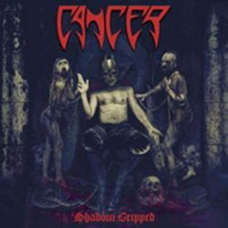 "Cancer - Shadow Gripped (Transparent Red Vinyl) [Colored 12"" LP]"