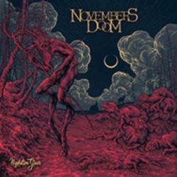 "Novembers Doom - Nephilim Grove (Red Vinyl) [Double Gatefold Colored 12"" LP]"
