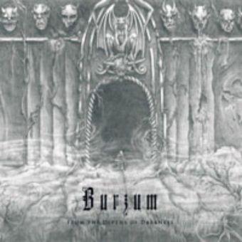 "Burzum - From the Depths of Darkness [Double Gatefold 12"" LP]"