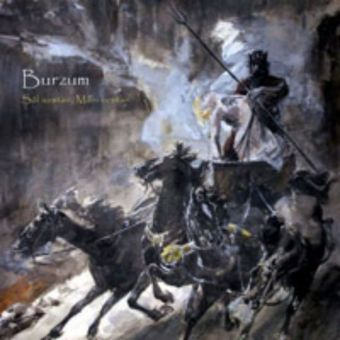 """Burzum - Sôl austan, Mâni vestan [Double Gatefold 12"""" LP]"""