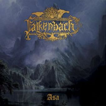 "Falkenbach - Asa (Blue Vinyl) [Gatefold Colored 12"" LP]"