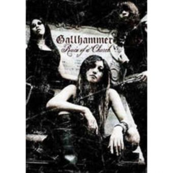 Gallhammer - Ruin of a Church [A5 Super-Jewel Box DVD]