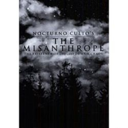 Nocturno Culto's - The Misanthrope: The Existence of... Solitude and Chaos [A5 Super-Jewel Box DVD + CD]