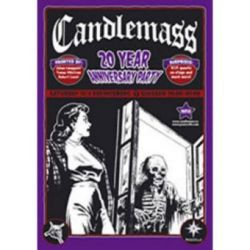 Candlemass - 20 Year Anniversary Party [A5 Super-Jewel Box DVD]