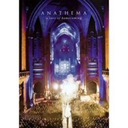 Anathema - A Sort of Homecoming (Boxed Set) [Blu-ray + DVD + 2CD Boxed Set]